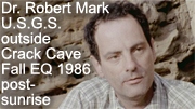 Robert Mark PhD. US Geological Survey, 9/23/1986